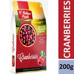 D' nature Fresh Cranberries 200 + 200 GM Pack @ just Rs. 462 | Use Code: OFFER20