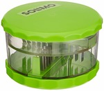 Amazon Brand - Solimo Ginger/Garlic Crusher (small)