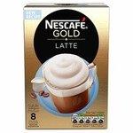 Nescafe Gold Latte Pouch, 156 g  (cloudtail seller)