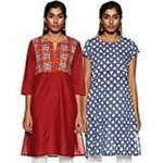 Myx  Kurti (PACK OF  2) from 290