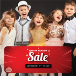 Cub McPaws - Get minimum 55% off Site wide on Kids Apparel