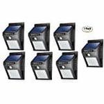 Scross Solar Wireless Security Motion Sensor LED Night Light (Black) Rs.214