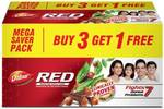 Dabur Red Toothpaste  (450 g, Pack of 3) FOR 165