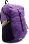 Fastrack Backpack  (Purple)