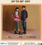 {Upcoming} Amazon Great Indian Festival Fashion Sale Revealed(Upto 80% off) 19 to 22 JAN