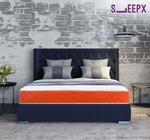 SleepX Dual mattress - Medium Soft and Hard (72*48*6 Inches)