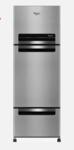 Whirlpool 300 L Frost Free Triple Door Refrigerator (Alpha Steel, FP 313D Protton Roy )