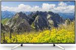 Sony 108 cm (43 Inches) 4K Ultra HD Certified Android LED TV KD-43X7500F (Black) (2018 model) at Rs.45999