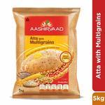 [Pantry]Aashirvaad Atta Multigrains, 5kg