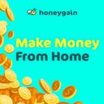 Honeygain - use Internet & Earn Money ($20 PayPal)