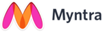MYNTRA  Buy 1 and get 3 free!  Between 5PM to 8PM today & tomorrow!