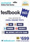 Testbook.com Pass - 1 Year Subscription (Activation Key Card)@299