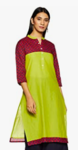 Indigo Women's Kurta Min. 80% off From Rs. 141 + Free Shipping