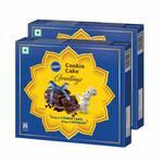 Pillsbury Cookie Cake - Greetings Gift Pack, of 2, x 480 g Rs.150