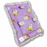 Fareto New Born Baby Gift Pack of Baby Fril Bed(0-6 Months)(PI: Bone) (Pack of 1) Product Price:199