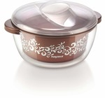 Nayasa Nova Plastic Casserole with Spoon 1.5 Litres Rs. 202