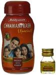 Baidyanath Special Chyawanprash - 500 g with Free Madhu - 20 g @ Rs 134