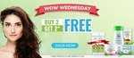 Mamaearth - wow Wednesday - Buy 2 Get 2