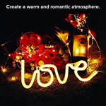 72% off on Valentines Special- LOVE Led Neon Light For Decor