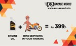 Bike Servicing In Your Parking at Rs. 399/- (FOR PUNE CITY ONLY)