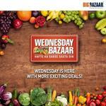 Big Bazaar Wednesday offer (12th Feb)