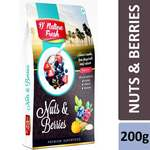 D' nature Fresh Nuts & Berries 200 + 200 GM Dry Fruit @ Rs. 462 | Use Code: OFFER20