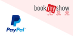 Get 50% Cashback Up to Rs.750 for New PayPal Users on BookMyShow - Min. Transaction On Rs.50