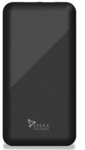(Renewed) Syska Power Core 100 P1015B-BK 10000mAH Lithium Polymer Power Bank (Black)