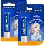 Nivea lip balm at upto 56% off from ₹140