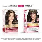 Coupon Off - L'Oreal Paris Excellence Creme Hair Color, 3 Dark Brown/Natural Darkest Brown