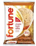 Fortune 10 kg atta @ 375 on Flipkart (May be selected location)