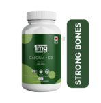 30% Off On 1mg Calcium + D3 Tablet