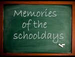 Share your best school time memories/achievement
