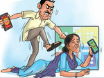 Man breaks wife's spine after she defeats him in  ludo game .Don't play ludo with your wife  it's dangerous in Lockdown