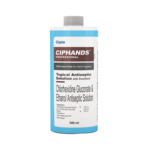 Ciphands Professional Topical Antiseptic Solution with Emollient Sanitizer 500 ml