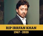 Actor Irrfan Khan Passes Away