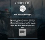 Assassin's Creed II | Child of Light |  Rayman Legends | free at Ubisoft Store on 1st-5th of May