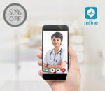 SBI Cards: Mfine Offer : Flat 50% off on next consultation with Top Doctors
