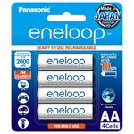 Panasonic eneloop BK-3MCCE/4BN Rechargeable Battery - Pack of 4