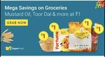 Some 50% products in flipkart super mart