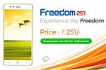The cheapest phone ringing bells freedom 251