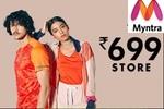 Everything below 699 Rs - Myntra