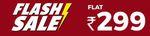 Flash Sale - Men's & Women's Apparel At Rs 299