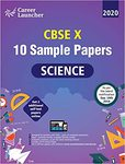 CBSE 2020 : Class X - 10 Sample papers - Science Paperback – 19 September 2019