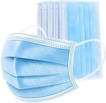 Pack of 50 masks at rs 187