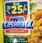 Paytm Maggi Pasta Offer : Get Rs.25 Paytm Cashback On Purchase Of Maggi Pasta worth Rs.25.