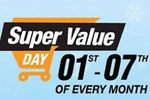 Amazon Super Value Day Sale Offer for June - 10% Off  on SBI Card(5 - 7 June)