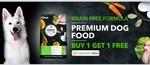 Grain Zero Premium Dog Food Buy 1 Get 1 Free