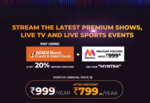 Sony Liv Subscription at 799