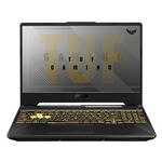 [Selected Pincodes] Asus TUF Gaming A15 Laptop (2020) - Ryzen 5 4600H (Fortress Grey) + Offers from Reliance Digital & Asus